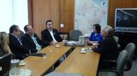 Votuporanga quer intensificar parceria com Interlegis/ILB
