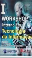 Assembleia Legislativa da Paraíba realiza evento sobre Tecnologia da Informação