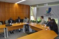 Guiné Bissau pede ajuda ao Brasil para modernizar seu Parlamento