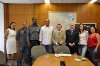 Representantes da Câmara de Piraí revisam marcos jurídicos com a consultoria do Interlegis
