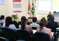 Treinamento de Redação em Web jornalismo em Chapecó (SC) recebe 10 câmaras da região