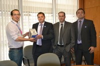 Câmara Municipal de Riozinho (RS) celebra parceria com o Programa Interlegis