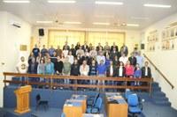 Capacitação do Programa Interlegis reuniu 36 câmaras em Caçapava do Sul (RS)