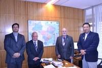 Assembleia Legislativa do Amapá e Interlegis definem ações no estado