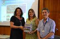 Presidente da Câmara de Vassouras, no Rio de Janeiro, visita Interlegis para renovar parceria