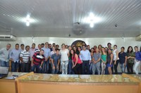 Campina Grande (PB) encerra semana de treinamento Interlegis
