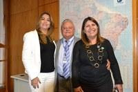 Ministério Público do Amapá quer parceria do ILB para capacitação