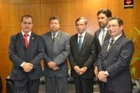 Assembleia de Alagoas busca ajuda do Senado para se modernizar