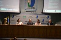 Encontro no ILB discute enfrentamento à violência contra as mulheres