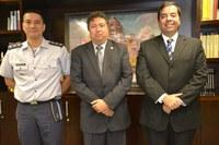 ILB e Instituto Superior de Ciências Policiais trocam experiências