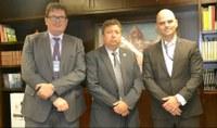 ILB se prepara para parceria com a PRF