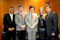 Ministério Público do Amapá discute ações de capacitação com o ILB