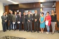 Vereadores de Mococa buscam ILB para montar Escola do Legislativo