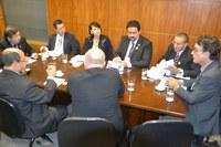 Escola do Legislativo da ALGO busca ILB/Interlegis para parceria