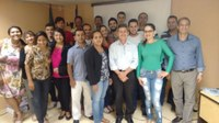 Oficina em Mato Grosso reúne 25 servidores de 15 Câmaras Municipais