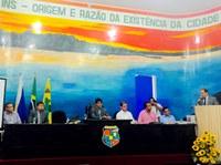 """Senador Vicentinho Alves abre oficinas Interlegis no Tocantins para """"melhorar eficiência e transparência do Legislativo"""""""