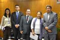 Senadora Regina Sousa quer levar Solução Web Interlegis para todo o Piauí