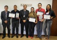 Servidores das Câmaras Municipais de Campo Verde (MT) e Itaberaba (BA) fazem treinamento no Interlegis