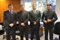 Vereadores de quatro Estados visitam o Programa Interlegis