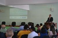 Senador Vicentinho Alves (PR-TO) abre Encontro Interlegis em Araguatins pregando transparência
