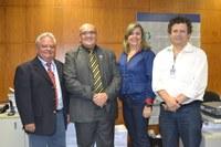 Câmara Municipal de Nossa Senhora do Socorro (SE) quer parceria com o Interlegis