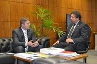Deputado Rodrigo Martins (PSB-PI) quer Interlegis presente em Teresina