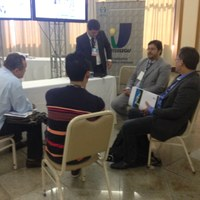 Interlegis faz demonstração de produtos em conferência dos Legislativos estaduais