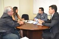Câmara Municipal de Matias Barbosa (MG) pede ajuda do Interlegis para ativar Escola do Legislativo