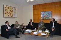 Senador Elmano Férrer quer o Interlegis discutindo grandes temas no Piauí