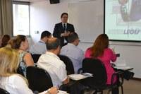 ILB forma instrutores em atualização de marcos jurídicos