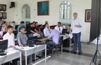 Oficina Interlegis realiza curso sobre o SAPL no Recife