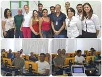 Oficina de Portal Modelo é encerrada em Piraí (RJ)