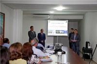 Oficina Interlegis de revisão de marcos jurídicos inaugura Escola do Legislativo de Uberaba