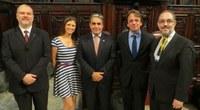 Parceria entre o Interlegis e a ALERJ quer modernizar as 92 Câmaras do Estado