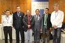 Vereadores do Maranhão buscam apoio do ILB/Interlegis para modernizar Câmaras