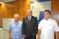 Presidente da Câmara de Cascavel (CE) quer participação do Interlegis em encontro de vereadores