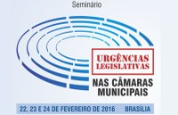 Especialistas discutem em seminário temas de interesse do Legislativo Municipal