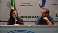 Seminário Fenalegis prossegue no período da tarde com o tema improbidade administrativa