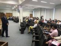 Assembleia do Acre recebe Interlegis para treinamento
