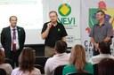 Jaraguá do Sul recebe Interlegis para oficina de atualização de Regimento Interno e Lei Orgânica Municipal