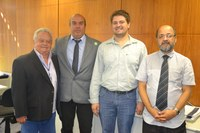 Revista Interlegis leva Câmara de Itanhandu ao Programa, em Brasília