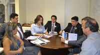Câmara de Macapá busca apoio do Interlegis para capacitar vereadores e funcionários