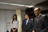 ILB e OAB/DF estudam parceria