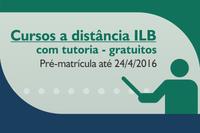 ILB lança cursos a distância com tutoria para a comunidade do Legislativo