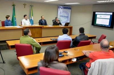 Assembleia Legislativa e Senado oferecem capacitação a técnicos legislativos