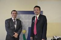 Câmara de Afonso Cunha (MA) solicita ao Programa Interlegis Oficina de Revisão de Marcos Jurídicos