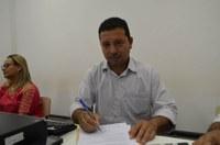 Durante oficinas Interlegis em Barra do Garças, Câmara de Santa Cruz do Xingú assina convênio com o Programa