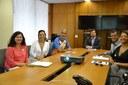 Servidores da Câmara Legislativa do DF visitam o ILB para conhecer os Produtos Interlegis