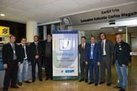 Associação das Câmaras Municipais do Oeste de Santa Catarina visita o Interlegis