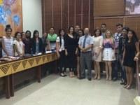 Oficina de Webjornalismo reúne parlamentares e servidores na Assembleia do Acre